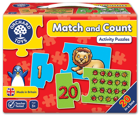 Match and Count Jigsaw Puzzle (1)