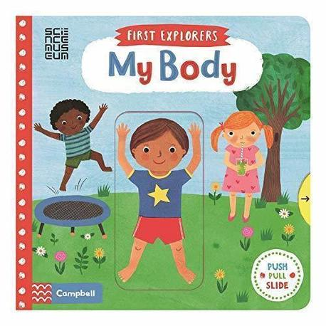 First Explorers - My body (1)