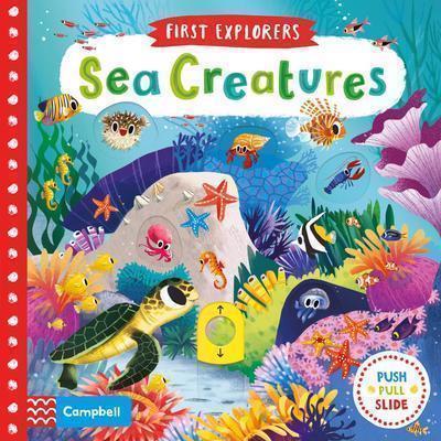 First Explorers - Sea Creatures (1)