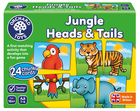 Jungle Heads & Tails Game