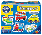 Transport - 2 piece puzzles