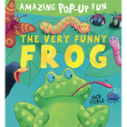 The Very Funny Frog - Amazing Pop-up Fun