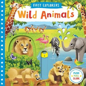 First Explorers - Wild Animals