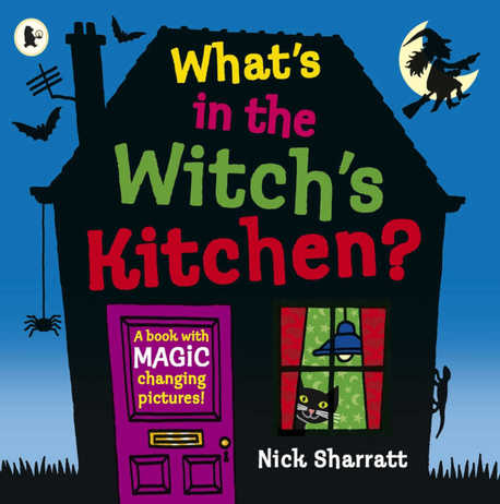 What's in the Witch's Kitchen? (1)