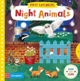 First Explorers - Night Animals