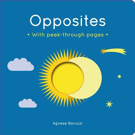Opposites - with peek-through pages (1)