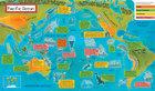 World Atlas Sticker Book (3)