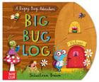 Big Bug Log - książka dla dzieci po angielsku (1)