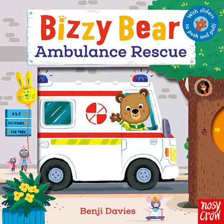 Bizzy Bear: Ambulance Rescue (1)