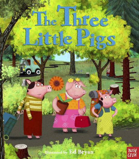 Fairy Tales: The Three Little Pigs (1)
