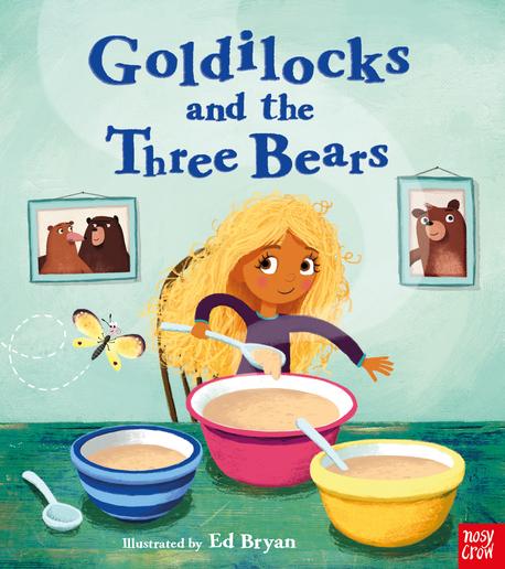 Fairy Tales: Goldilocks and the Three Bears - książka anglojęzyczna dla dzieci (1)