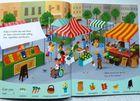 Look and Say - What You See in the Town - książka anglojęzyczna dla dzieci (3)