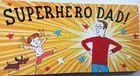 Superhero Dad and Daughter - książka anglojęzyczna dla dzieci (3)