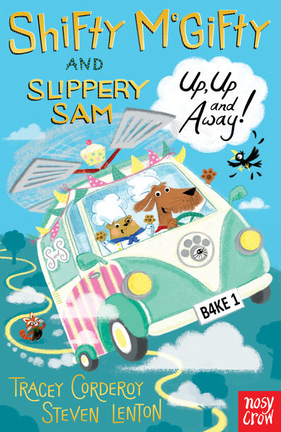 Shifty McGifty and Slippery Sam: Up, Up and Away! (1)