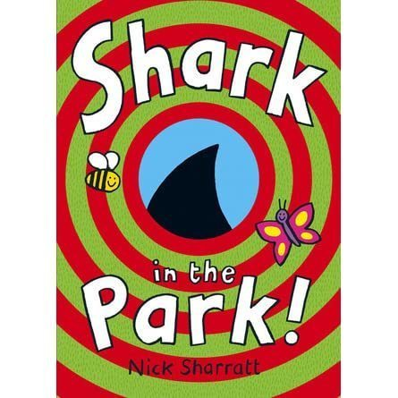Shark in the Park - miękka okładka (1)