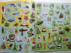 Sticker Picture Atlas of the World - książka anglojęzyczna dla dzieci (5)