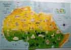 Sticker Picture Atlas of the World - książka anglojęzyczna dla dzieci (2)