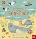 Who's Hiding at the Seaside? - książka anglojęzyczna dla dzieci (1)