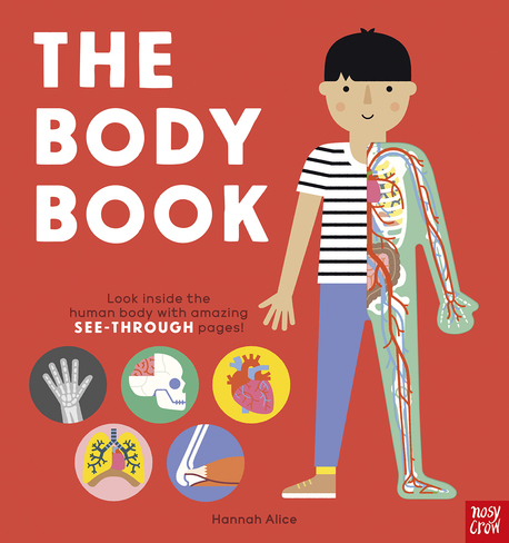 The Body Book - książka dla dzieci po angielsku (1)