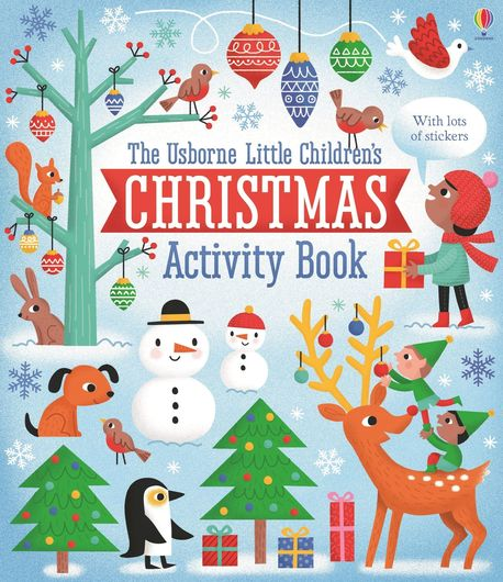 Little Children's Christmas Activity Book (1)