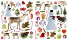Eyelike Stickers: Christmas (2)