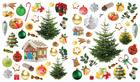 Eyelike Stickers: Christmas (3)