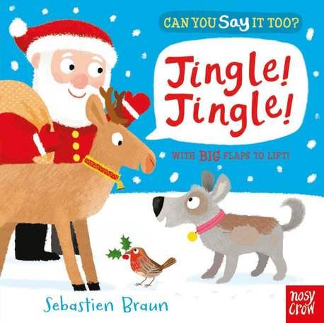 Can You Say It Too? Jingle! Jingle! (1)