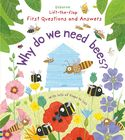Why do we need bees? Lift-the-Flap First Questions and Answers (1)