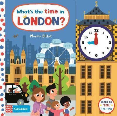 What's the Time in London? (1)