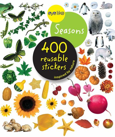 Eyelike Stickers: Seasons (1)