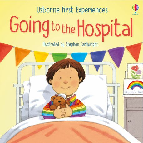 Going to the Hospital - Usborne First Experiences (1)