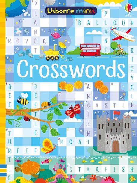 Crosswords Usborne minis (1)