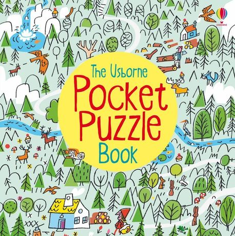 Pocket Puzzle Book - zadania i zagadki w języku angielskim (1)