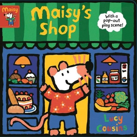 Maisy's Shop - with a pop-out play scene! (1)