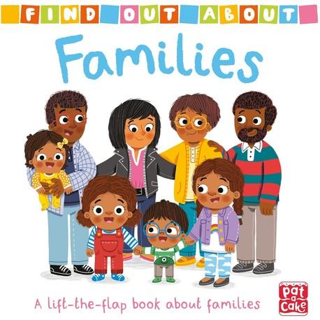 Find Out About Families - książka z okienkami (1)