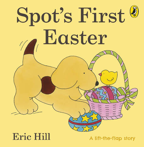 Spot's First Easter - A lift-the-flap  story (1)
