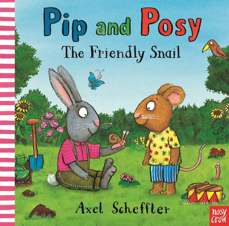 Pip and Posy: The Friendly Snail (1)