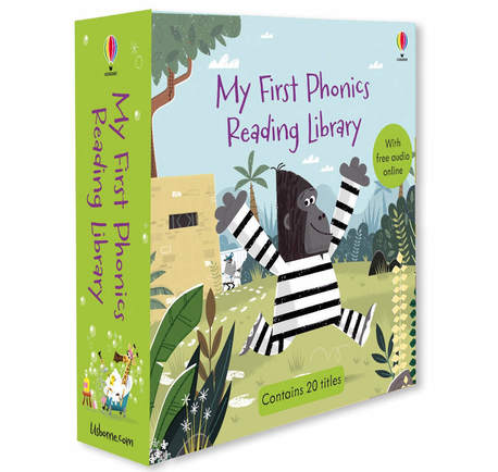 My First Phonics Reading Library (1)
