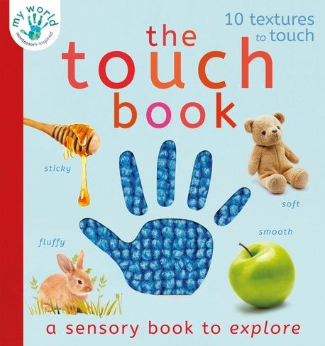 The Touch Book - książka sensoryczna (1)