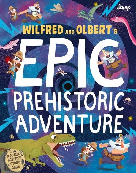 Wilfred & Olbert's Epic Prehistoric Adventure (1)