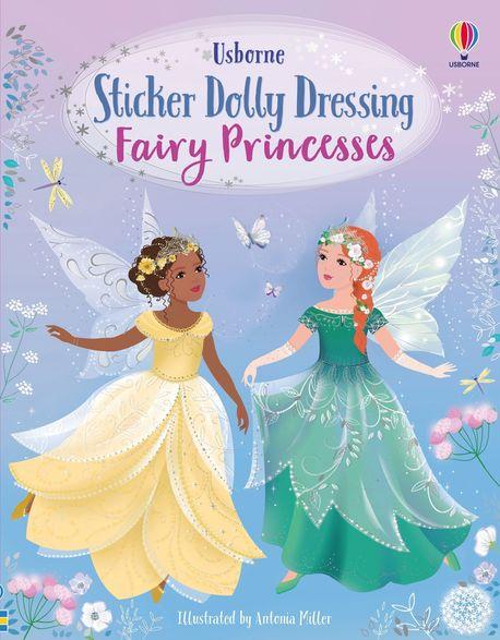 Sticker Dolly Dressing Fairy Princesses (1)