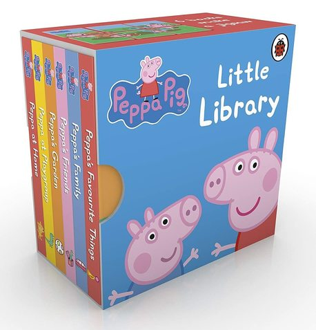 Peppa Pig: Little Library (1)