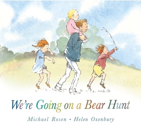 We're going on a Bear Hunt - Board Book (1)