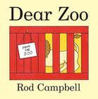 Dear Zoo - lift-the-flap book