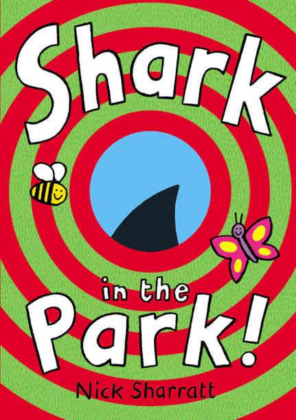 Shark in the Park - książeczka kartonowa (1)
