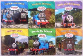 Thomas & Friends - zestaw książeczek