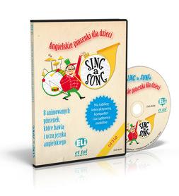 Sing a Song DVD-ROM - angielskie piosenki karaoke dla dzieci