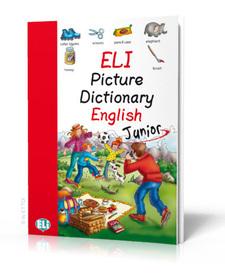 Słowniczek obrazkowy ELI Picture Dictionary English Junior