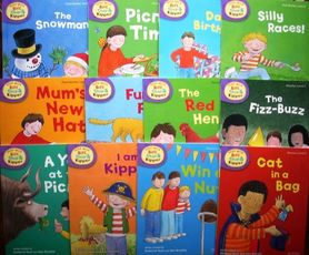 Read with Biff, Chip & Kipper, poziom 2