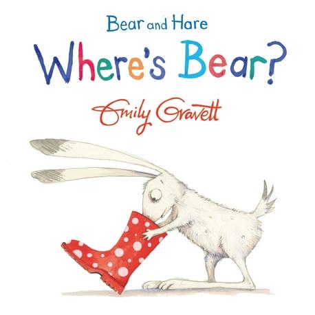 Bear and Hare: Where's Bear? (1)